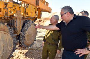צילום: אריאל חרמוני/משרד הביטחון