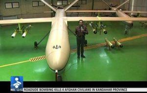 טיל איראן שאהיד 129
