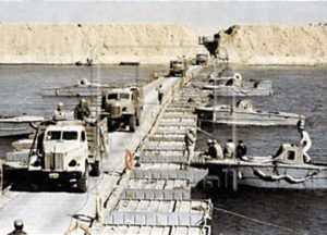 גשר מצרי על תעלת סואץ