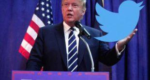 טראמפ וטוויטר סיפור אהבה