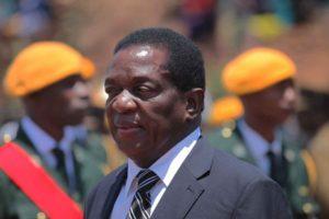 סגן הנשיא המודח, אמרסון מאנגנגווה. צילום: AP