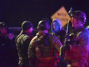 המשטרה נעזרת בכל פיסת מידע שמתקבל. The Associated Press