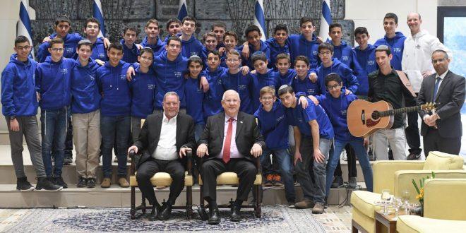נשיא המדינה: ״נפגענו מפעולת טרור קשה אבל היא לא תשבור אותנו. עם ישראל חי״