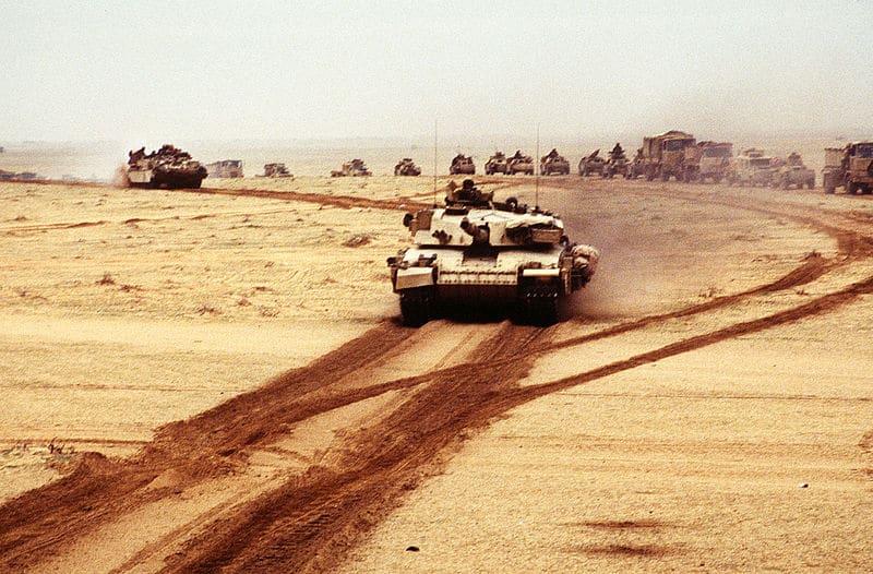 טנק בריטי