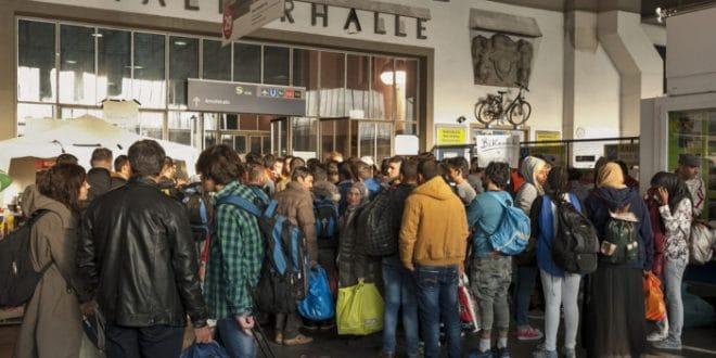 נתונים סטטיסטיים: הגרמנים עוזבים את גרמניה כתוצאה ממדיניות ההגירה של מרקל
