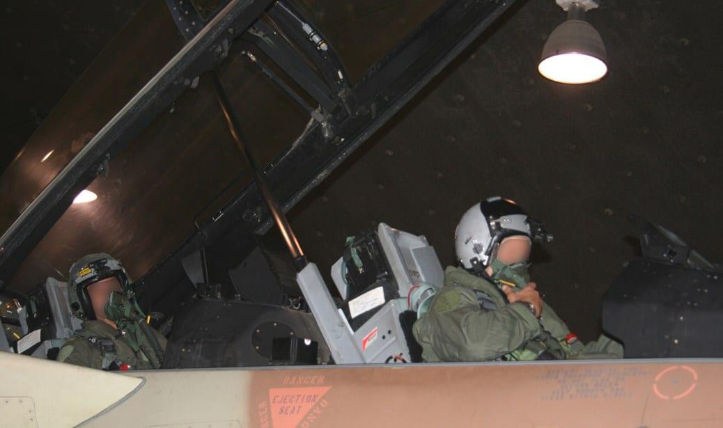 """טייסת 119 צילום: דו""""צ"""