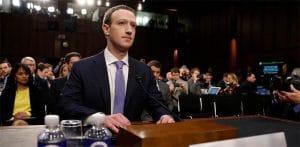 מארק מוקרברג מעיד בקונגרס. צילום: אויטרס