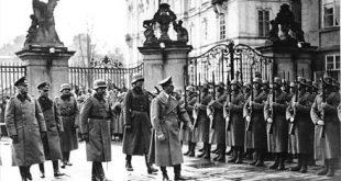 היטלר בפראג