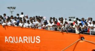 מהגרים מסורבי כניסה לאיטליה