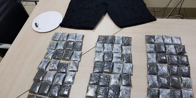 אזרח מקולומביה נעצר בחשד ליבוא קוקאין בכמות מסחרית