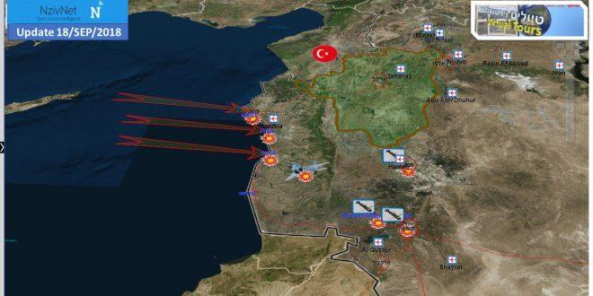הפלת מטוס הריגול הרוסי בתקיפה אמש – התבטאויות רוסיות מסוכנות