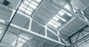 Lighting - cost-effective - and effective - for factories