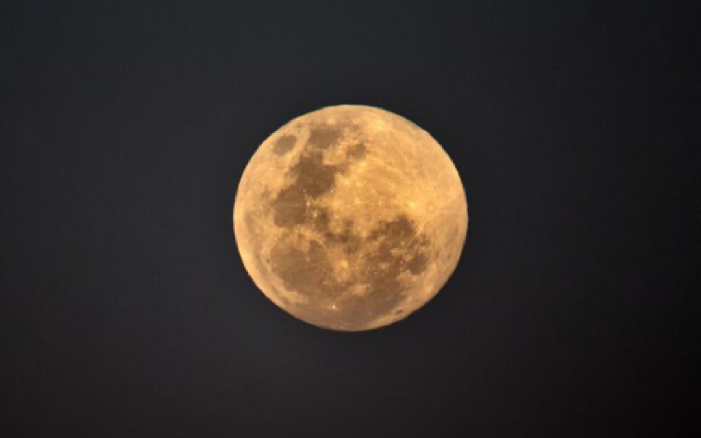 על פי המדענים, כך יראה הירח המלאכותי