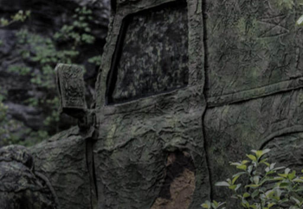 רכב בהסוואה. צילום חברת פיברוטס