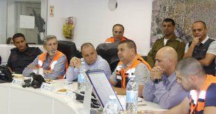 צילום מתוך דף הפייסבוק של ראש העיר תומר גלאם