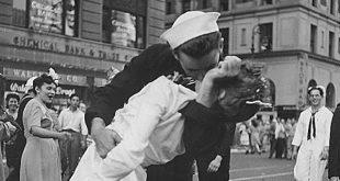 הצילום שמסמל את סוף מלחמת העולם ה- 2