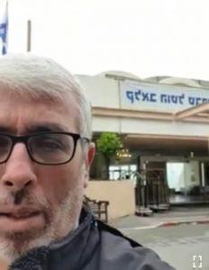 שמעון כהן מדווח מקלאב הוטל טבריה