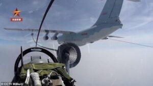 מתוך תרגיל צבאי בערוץ CCTV
