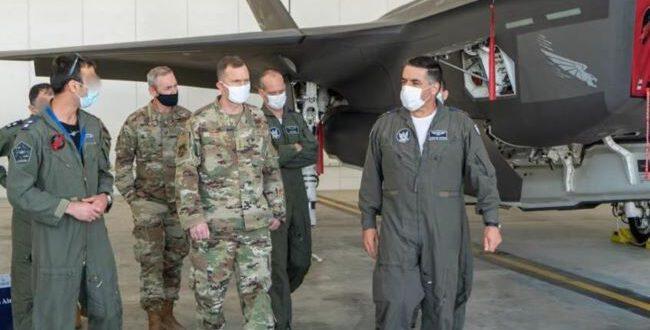 """נורקין: ״שיתוף פעולה עם הכוחות האמריקאים מאפשר לנו למידה והפרייה הדדית"""""""