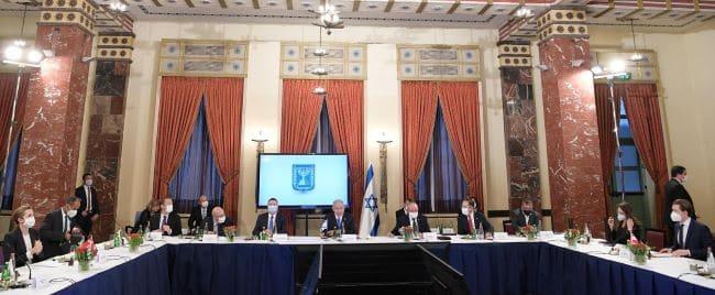 ישראל, אוסטריה ודנמרק במפגש פסגה: הקמת קרן משותפת למחקר, פיתוח וייצור חיסונים